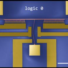 Hanay Research Group Develops Hybrid Nanomachines